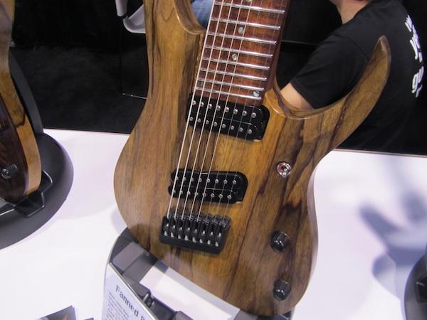 Jaden Rose Guitars 8 strings