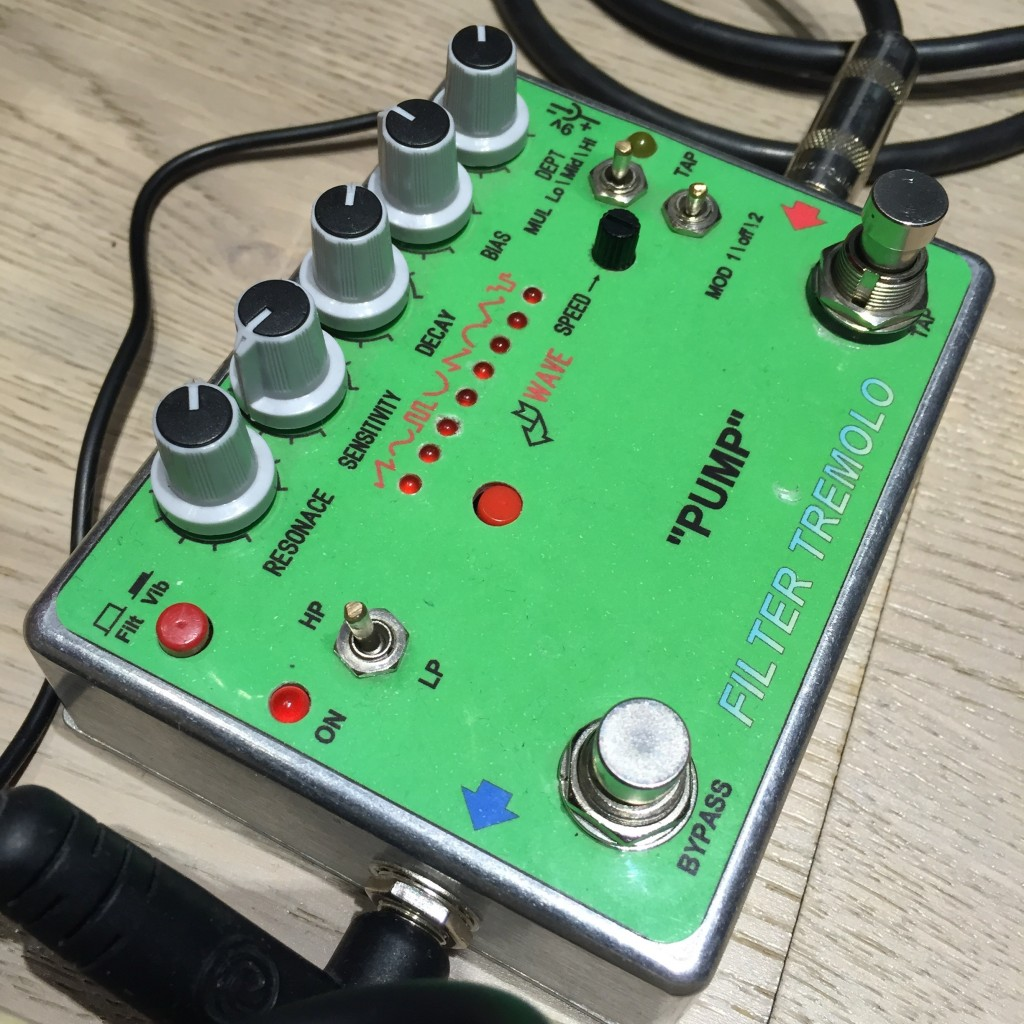 Pump Lab Envelope Tremolo
