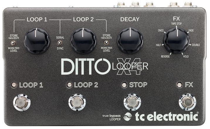 ditto-looper-x4-front
